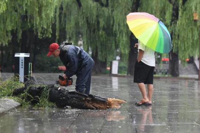 未来三天吉林、辽宁等地有较强降雨 南方大部有高温