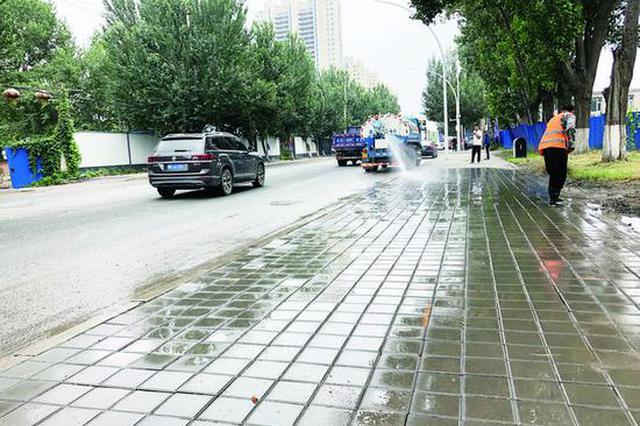 长春市人民大街拆掉的旧方砖去哪儿了?