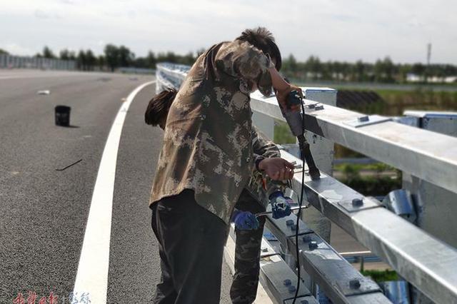 吉林省:榆树至松原高速公路预计9月末竣工通车
