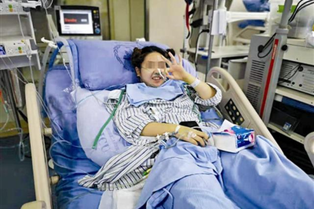少女气管狭窄喉咙被卡5年 手术切掉整整5个气管环