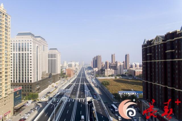 10月1日零时吉林大路快速路主线通车