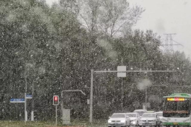 长春下雪!大批热企提前供暖!