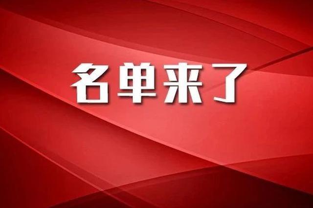 """祝贺!吉林省3基地入选""""国家级""""示范基地名单!"""