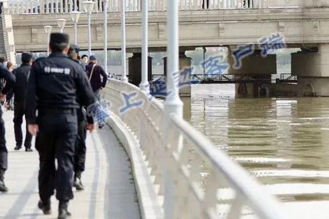 延吉布尔哈通河中发现一具身份不明男尸