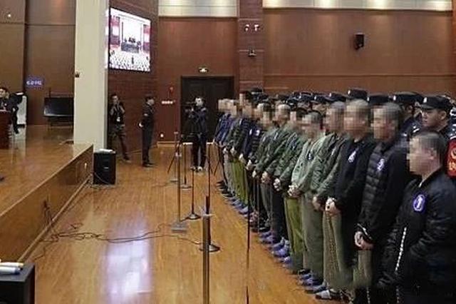 延吉一涉黑组织校园非法放贷、为非作恶 全部被判刑