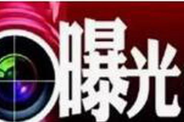 吉林省公安厅交警总队曝光面包车违法大户