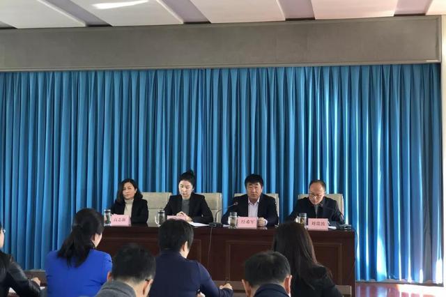 通化市召开2019年市政府妇女儿童工作委员会会议