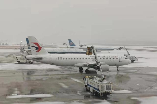 17日15时35分长春机场启动除冰雪预案升级为黄色等级