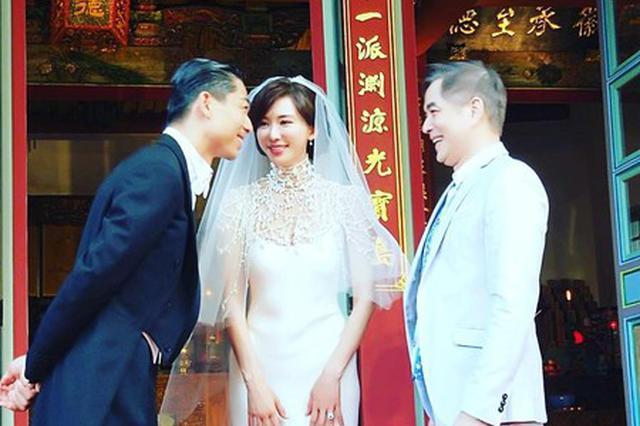 林志玲伯乐大赞AKIRA:这个男的是真的爱志玲
