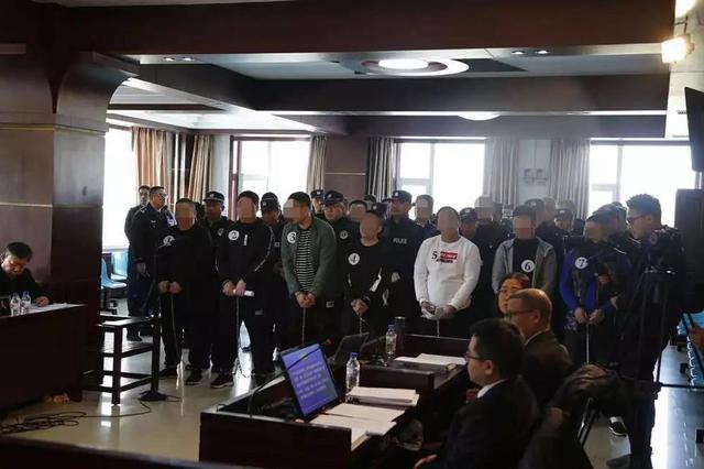 暴力操控女性卖淫!松原最大规模犯罪集团涉黑案开庭