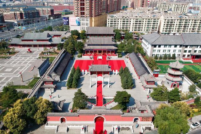 长春文脉——孔子文化园 感受文化传承之美