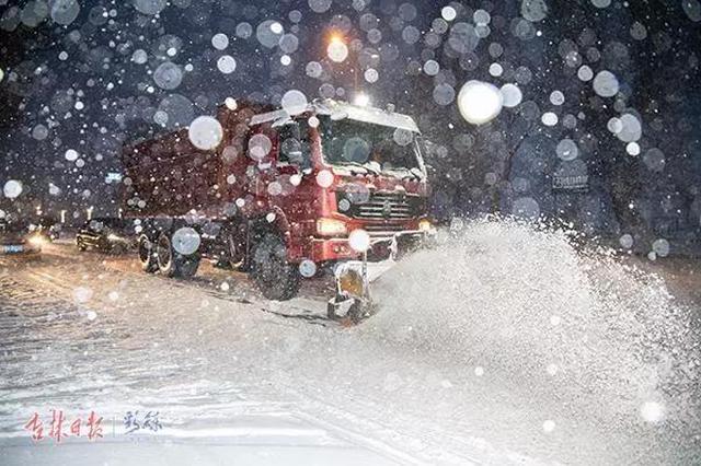这个冬天吉林省降雪为啥会这么多?气象专家权威解释
