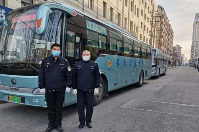 长春域内客运班线2月16日恢复运营