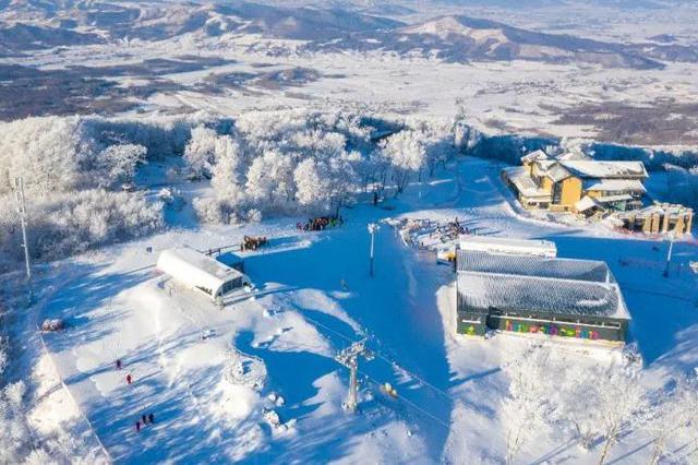 2月25日起 吉林市松花湖度假区滑雪场有序开放