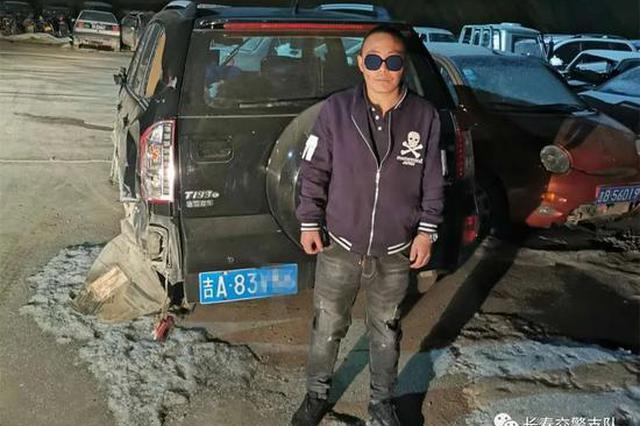 长春交警查获两起酒驾 司机将面临六个月内拘役