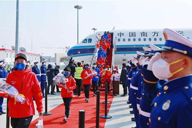 吉林省支援湖北第五批返吉人员凯旋!