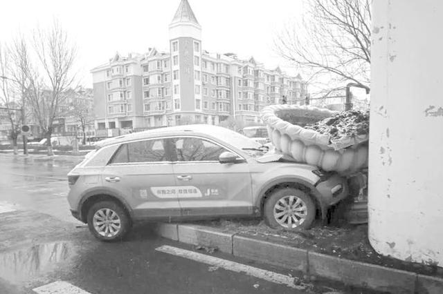 记者调查:共享汽车出车祸 谁该来承担责任