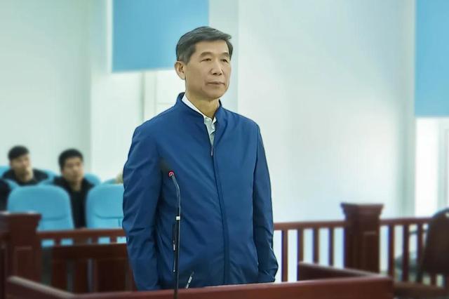 长春原市委副书记杨子明被判处有期徒刑九年