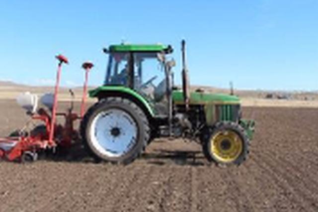 吉林市高效推进春耕生产 播种面积完成全年计划的98.6%
