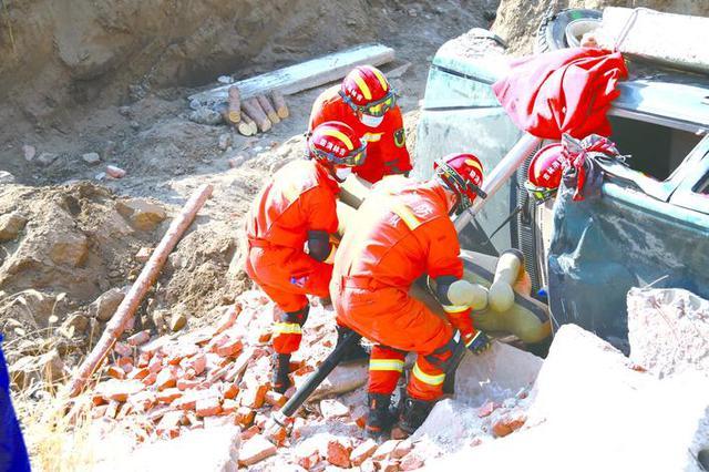 """吉林省消防救援总队开展""""砺剑2020""""跨区域行动"""