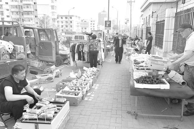长春鼓励支持发展夜市经济 允许开办临时占道市场