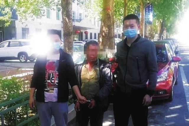 长春市绿园区警方跨省抓获25年命案嫌疑人