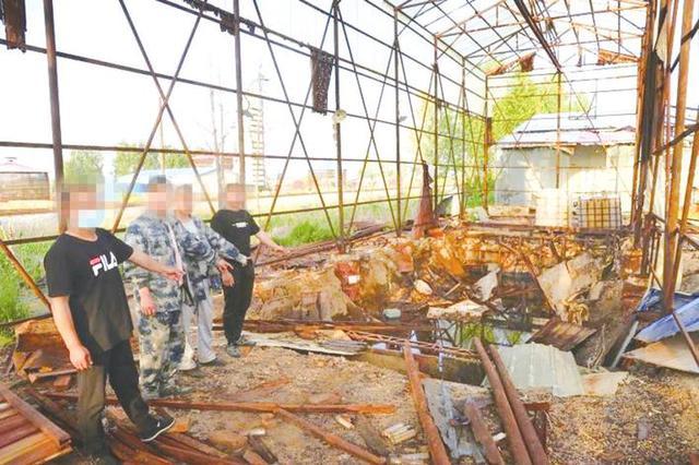 非法经营电镀厂排放污水100吨 4名犯罪嫌疑人已被警方依法采取