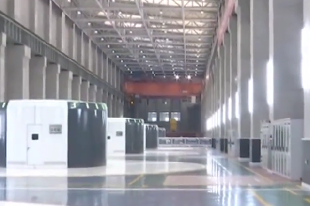 新建吉林市丰满水电站5号机组试运行 可实现当年回蓄当年蓄满