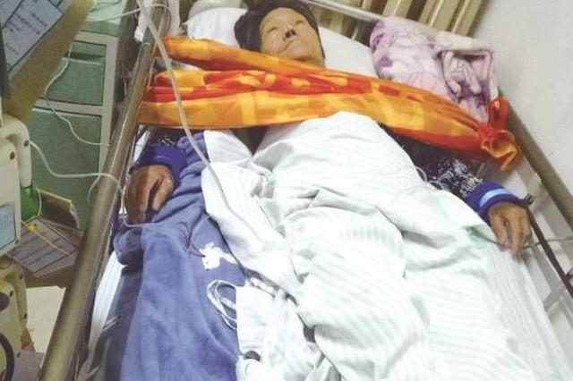 长春84岁老人被环卫车撞倒受伤 环卫部门表示无法先垫付