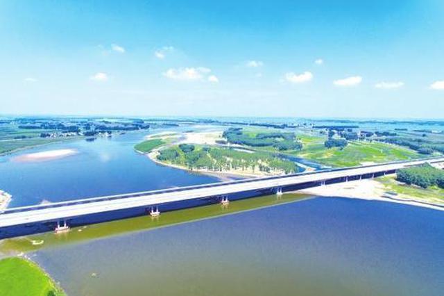长余高速公路改扩建项目右幅9月26日通车