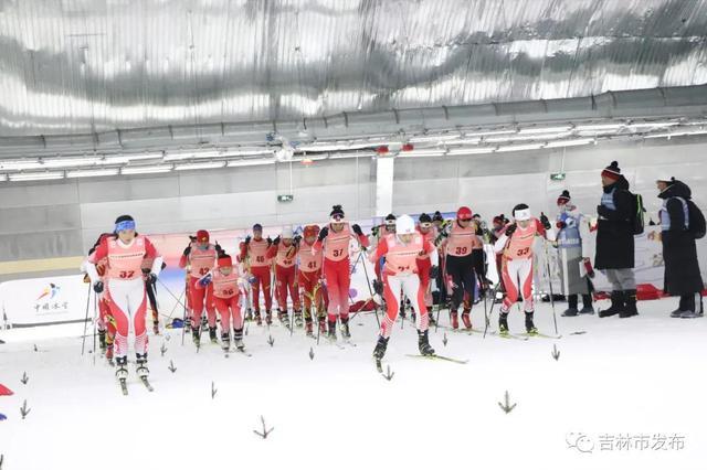 国庆冰雪乐!2020全国越野滑雪邀请赛在吉林市成功举办