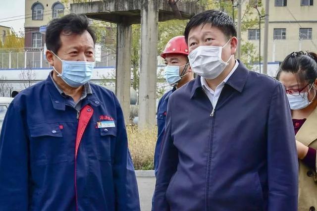 吉林市市长贺志亮调研冬季供热准备情况