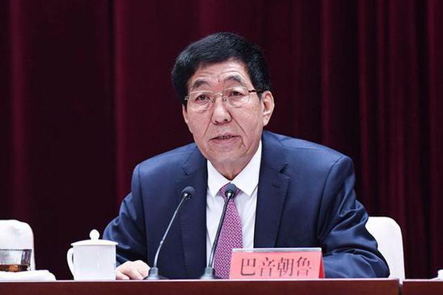 吉林省第七次民族团结进步表彰大会在长春召开