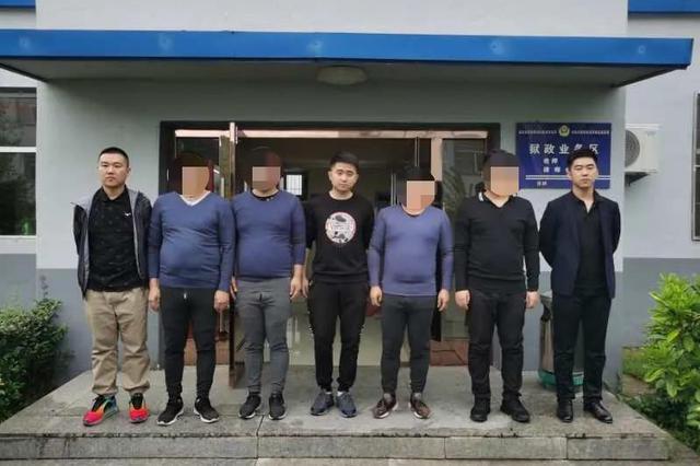白山警方打击跨境网络赌博 抓获5名在逃嫌疑人