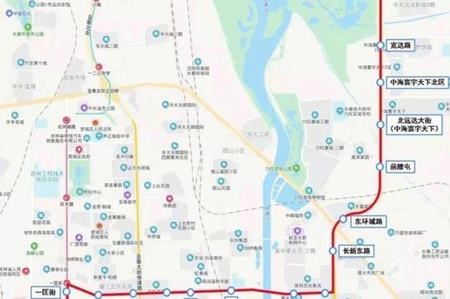 长春北湖新增公交线路车隔有点长?E11路线路将重新调整