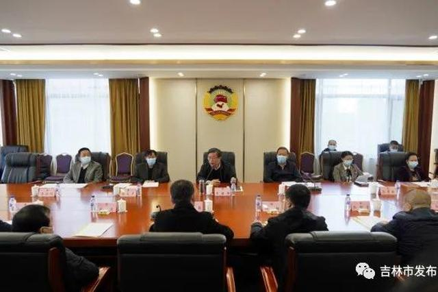 """吉林市政协启动""""书香政协""""委员读书活动"""