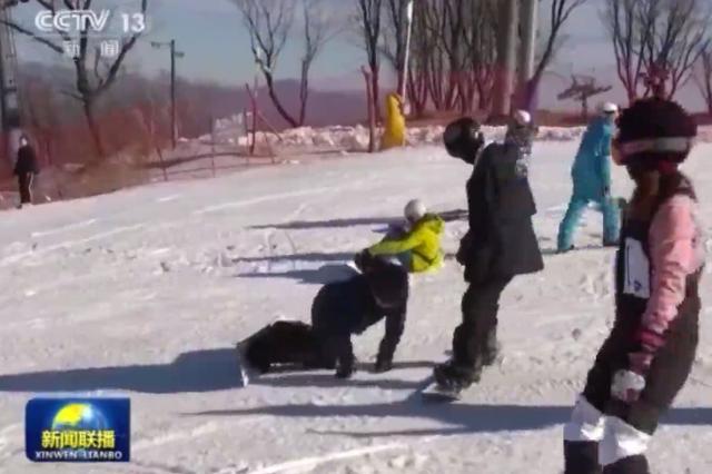 央视《新闻联播》关注吉林开启新雪季