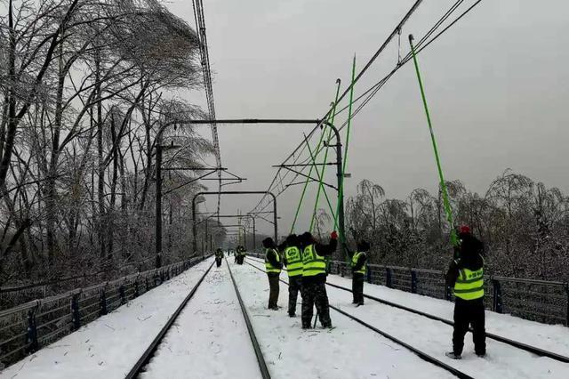 长春轻轨清冰70小时 3号线一期将采用小交路的方式投入运营