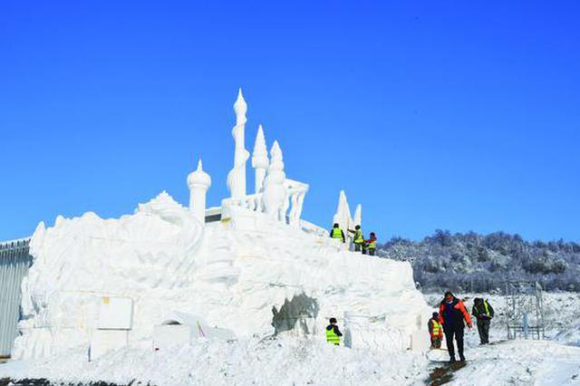 体量增大 服务提升 新品众多 今冬长春冰雪项目亮点纷呈