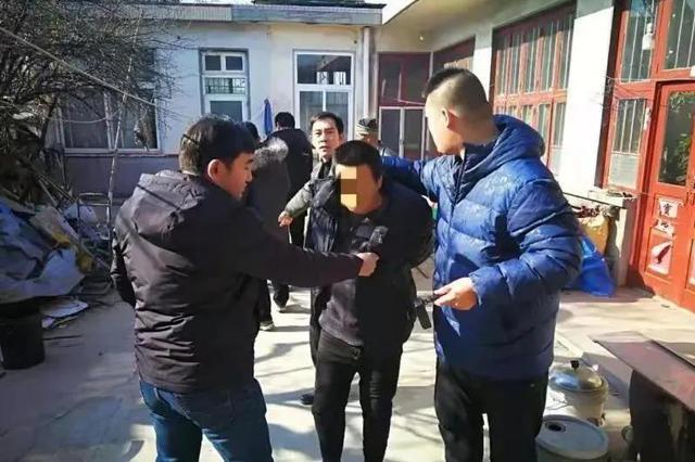 伊通警方抓获一名潜逃27年命案逃犯