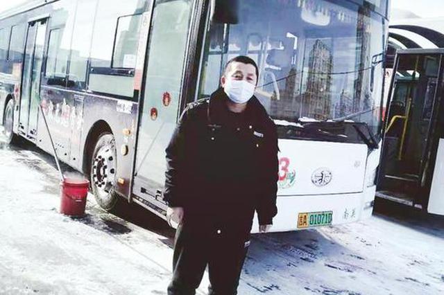 女孩儿上车时手机被偷 长春公交司机斗智斗勇帮追回