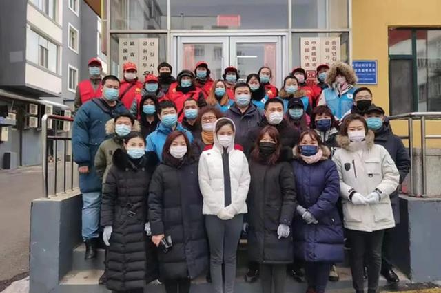 延边朝鲜族自治州文化广播电视和旅游局学雷锋在行动 志愿服务进社区