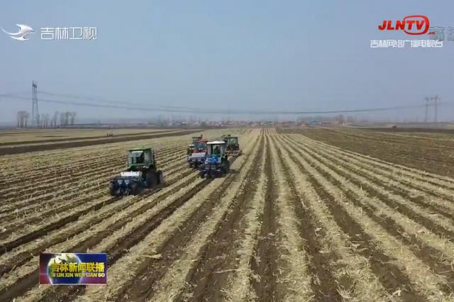 吉林推广保护性耕作 让黑土地更加肥沃