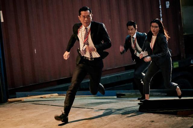 饶晓志将拍新作《翻译官》 《反贪风暴》终章年内上映