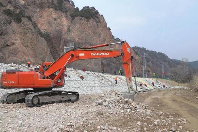 吉林省国省干线项目全面开复工