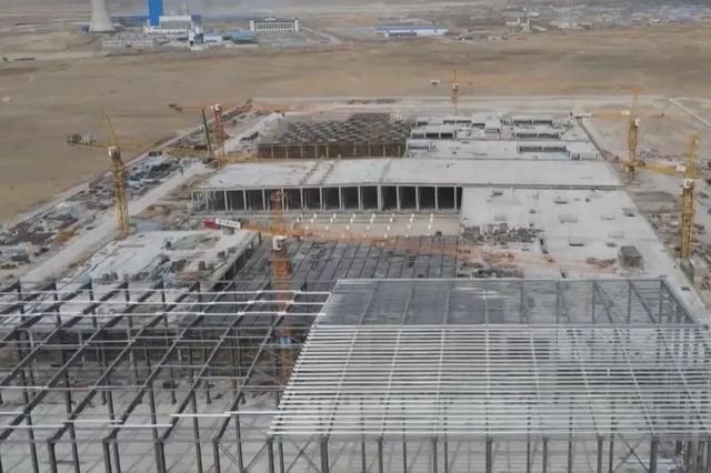 吉林省各地加快重大项目建设 推动经济高质量发展