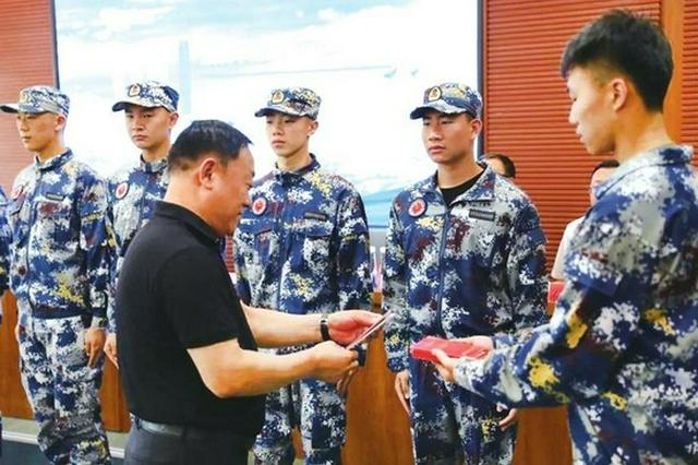 16名优秀高考生收到吉林省第一批录取通知书