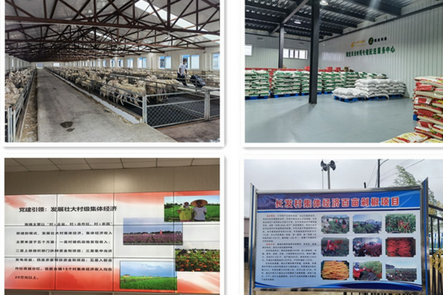 吉林市调研组赴内蒙古自治区兴安盟考察学习村级集体经济发展