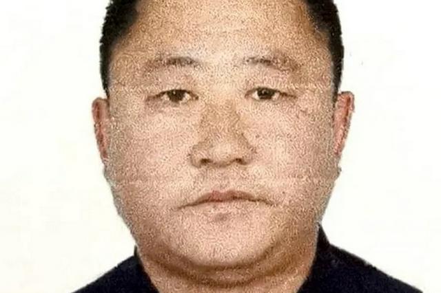前郭县公安局发布悬赏通告 遇到此人快报警!