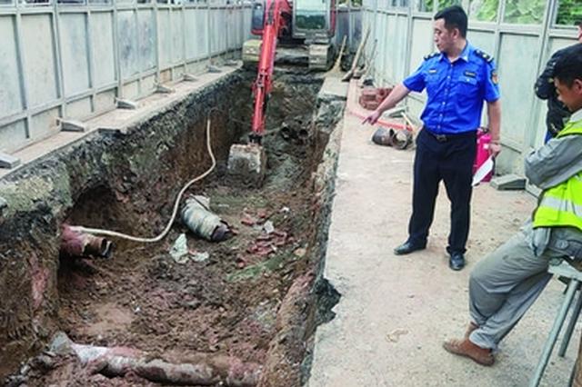 长春润锋建筑安装工程有限公司损坏排水设施将被严惩